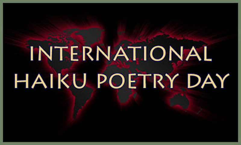 It's International Haiku Poetry Day! – Borden's Blather