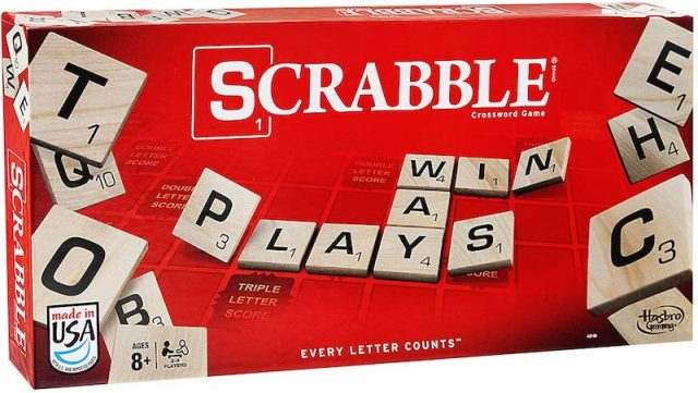 Is Seth Godin Picking On Scrabble Players Borden S Blather