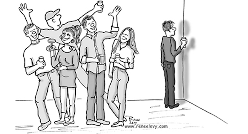 How to deal with social awkwardness